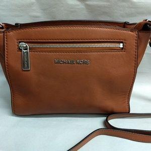 Michael Kors calfskin purse